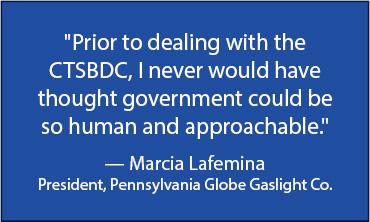 Quote from Marcia Lafemina