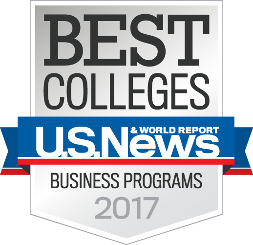 US News & World Report Best Colleges Best Business Programs 2017