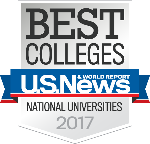 US News & World Report Best Colleges National Universities 2017