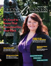 UConn Business Magazine