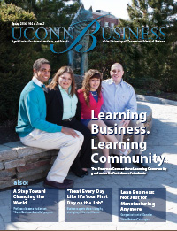 UConn Business Spring 2014