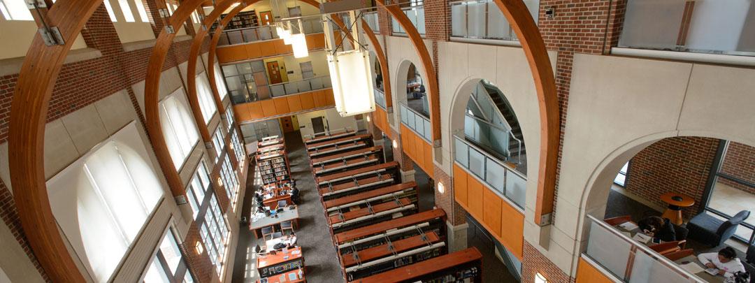 UConn Waterbury Campus Library