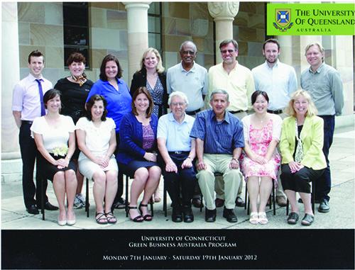 CIBER Australia Group Shot 2013