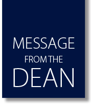 Deans Message
