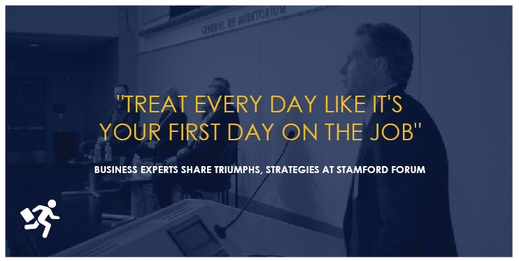 Treat Every Day Like It's Your First Day on the Job