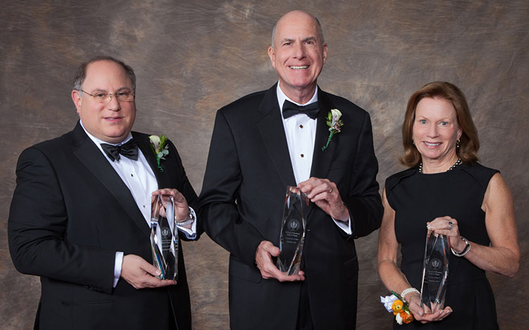2015 Hall of Fame Recipients