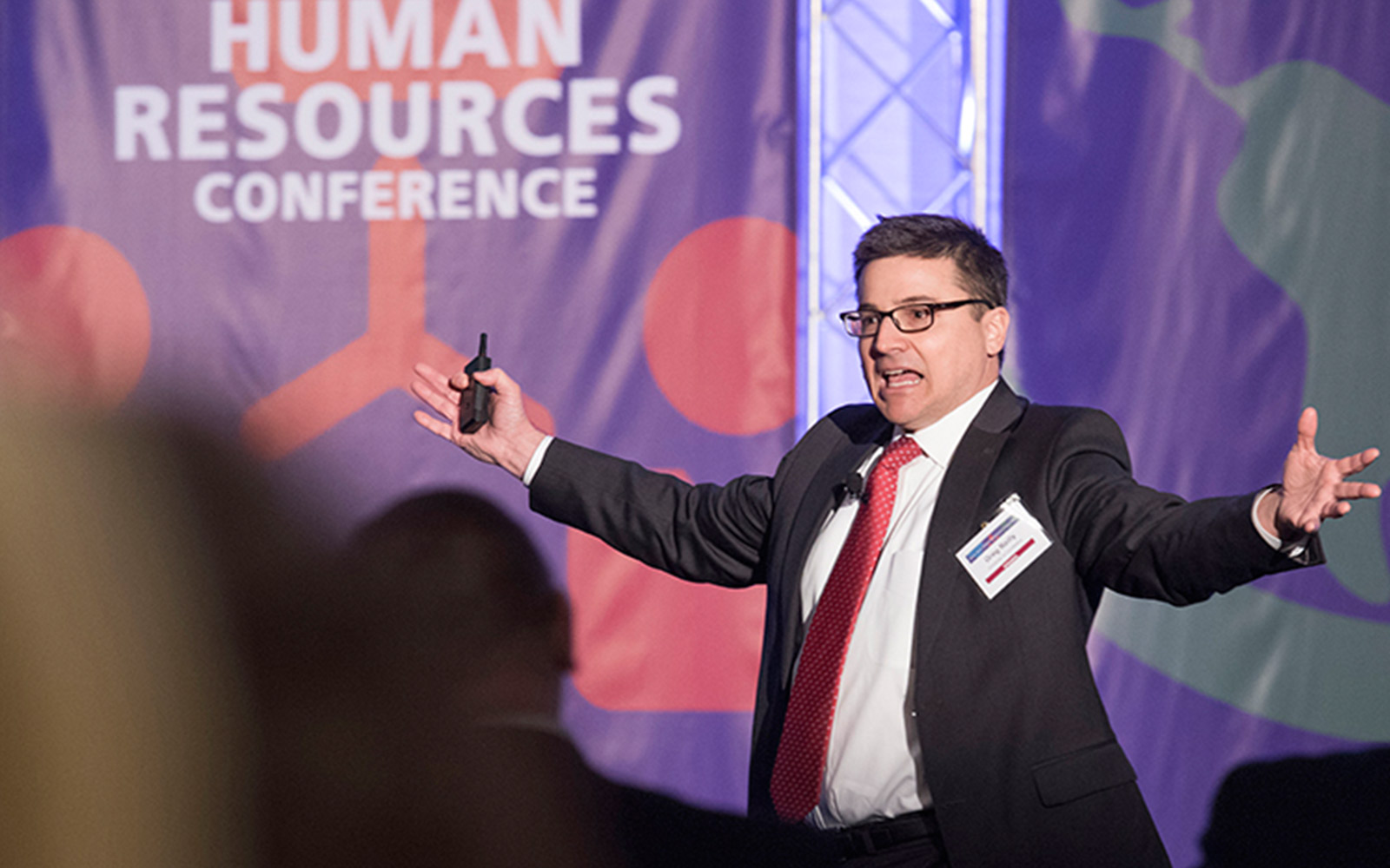 Human Resources Professionals Taking On Larger, More Strategic Roles, Professor Greg Reilly Tells CBIA Conference Members