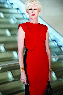 Joanna Coles, Editor-in-Chief, Cosmopolitan Magazine