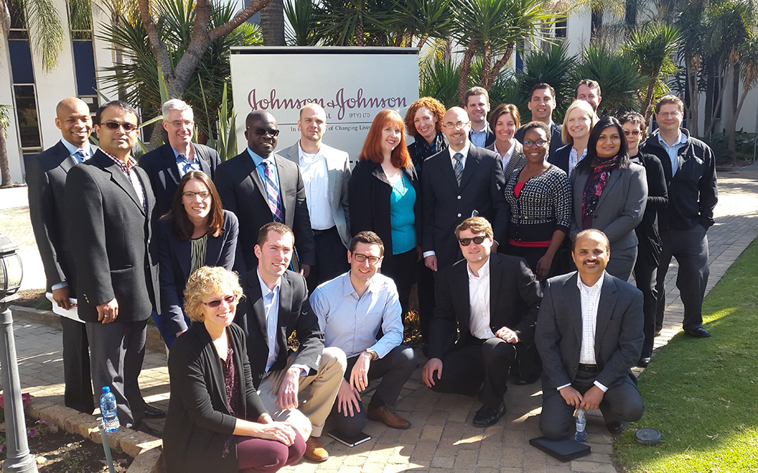 A New Perspective: A Week in South Africa Proves Life-Altering for EMBA Students