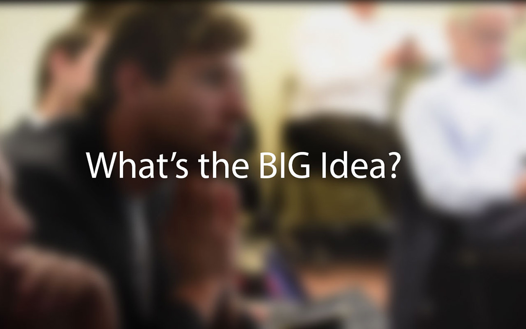 What's the Big Idea? Six Finalists from UConn's 'Innovation Quest' Impress Angel Investors