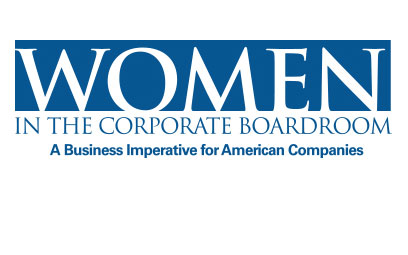 Women in the Corporate Boardroom