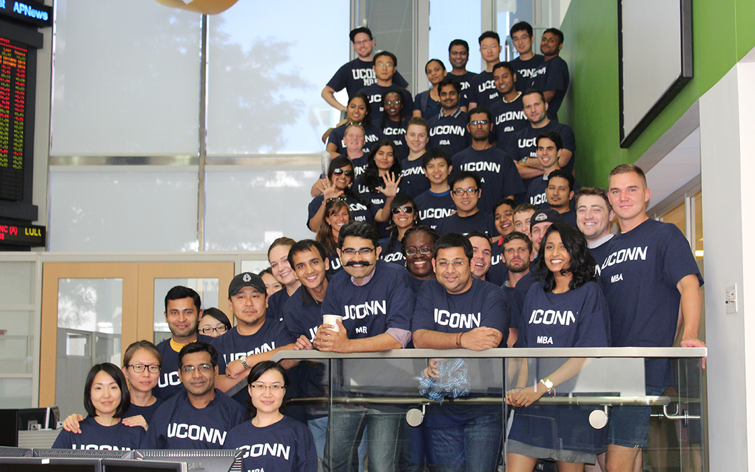 UConn MBA Class of 2017