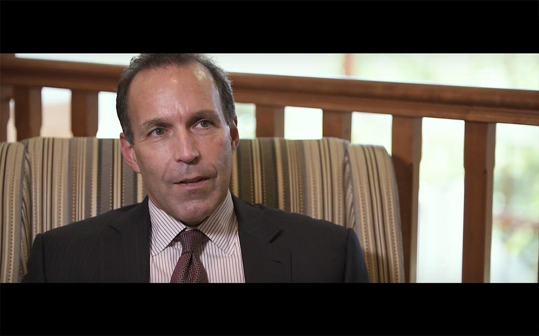 Dan Toscano '87 (Nathan Oldham/UConn School of Business)
