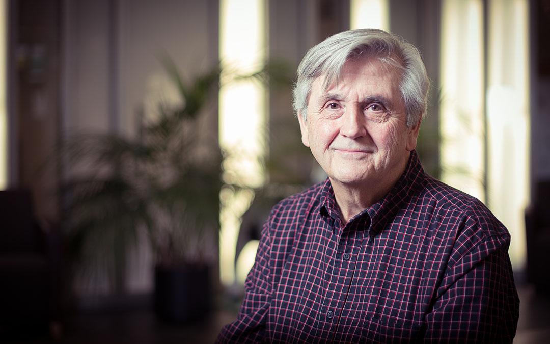 John 'Jack' Veiga (Nathan Oldham/UConn School of Business)