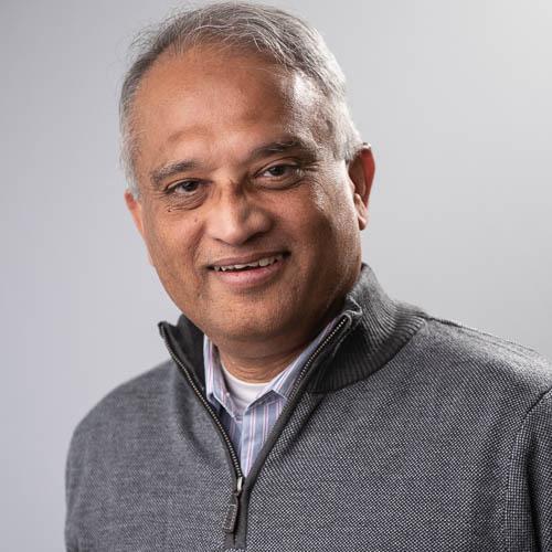 Suresh Nair, Interim Department Head