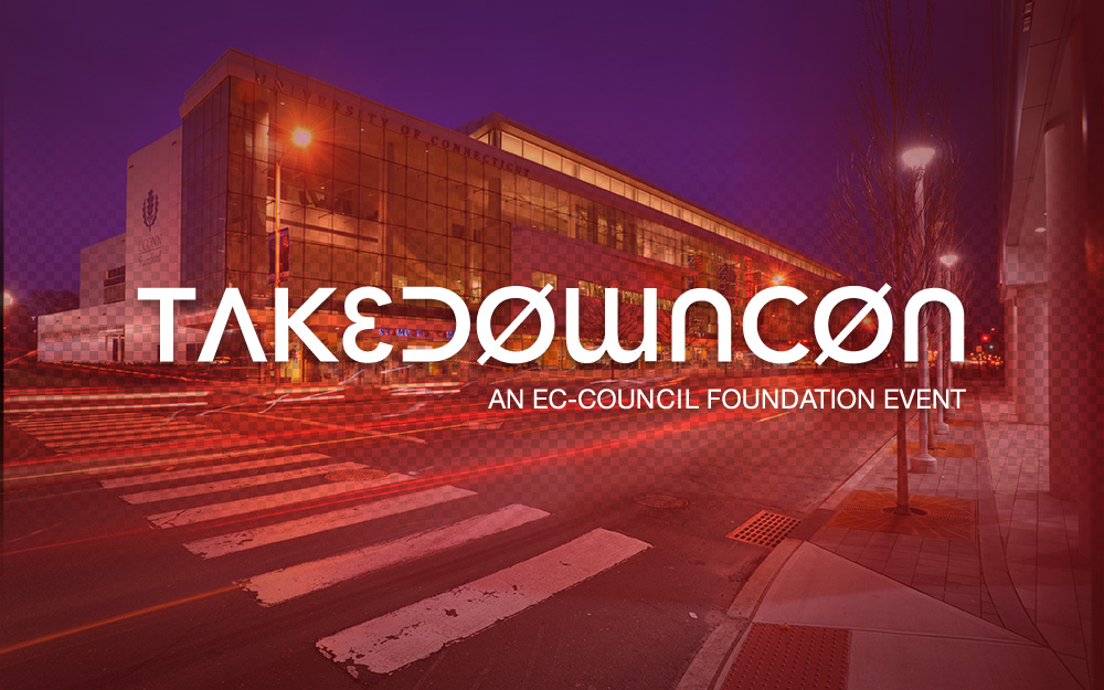TakeDownCon | EC Council Event | June 2016