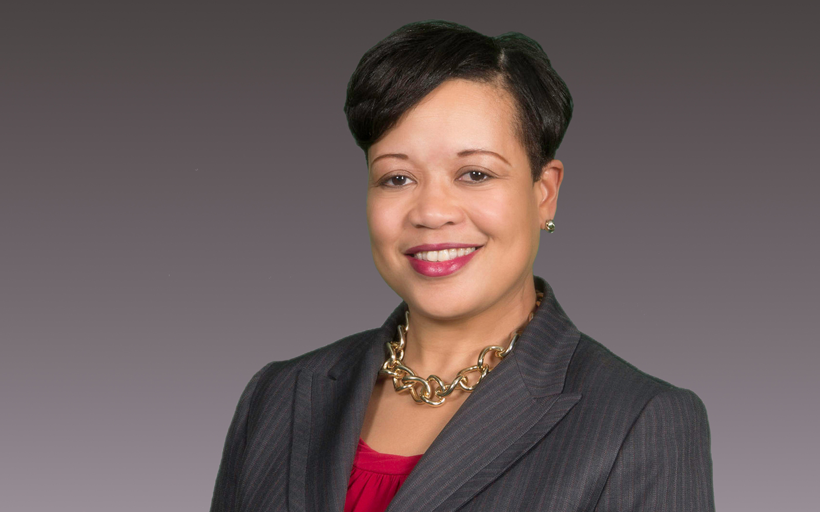 Joelle A. Murchison has been named associate vice president and chief diversity officer. (Jeff Yardis Photo)