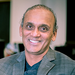Ram Gopal (Nathan Oldham/UConn School of Business)