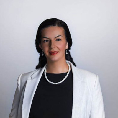 Valeria Bisceglia, Integrated Learning and Business Advisor, Connecticut Small Business Development Center