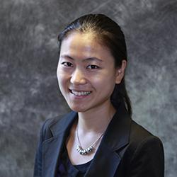 """Xiao """"Joyce"""" Lin (Melissa Ferrigno/UConn School of Business)"""