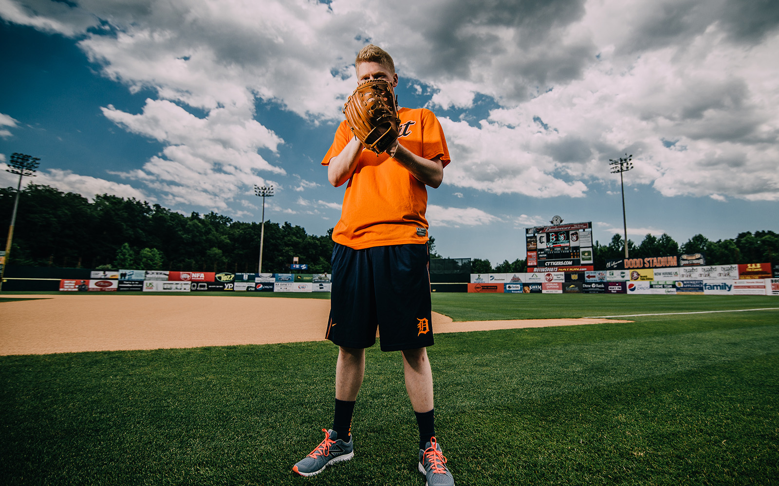 Logan Bement '16 Uses Marketing, Data to Improve Professional Baseball for Fans, Players