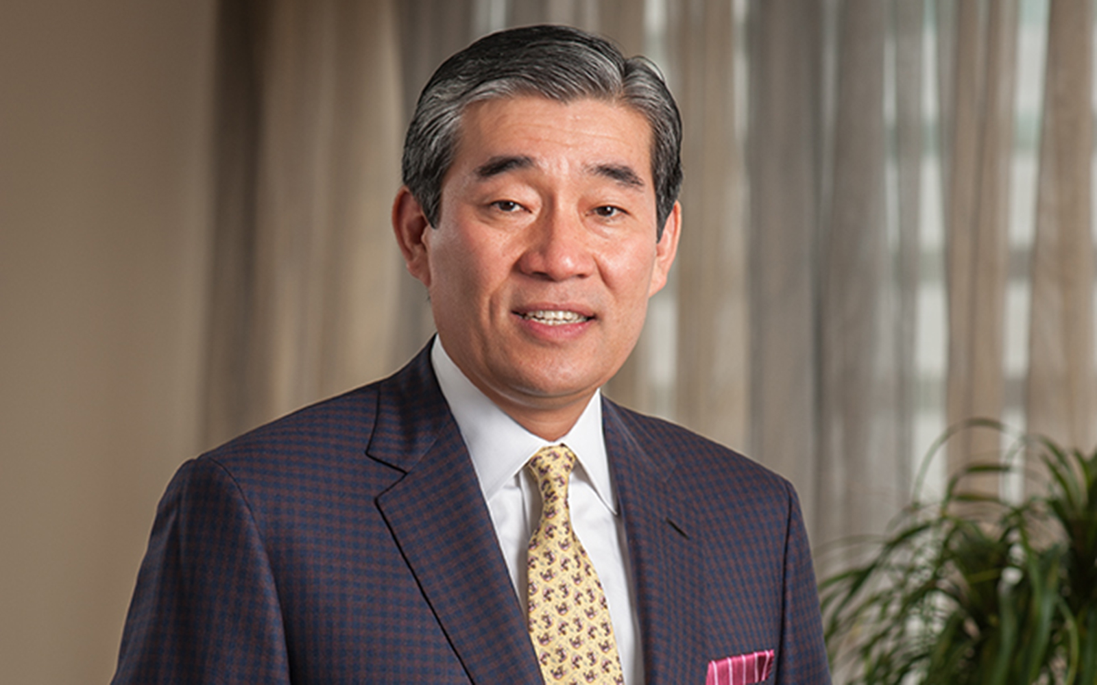 John Kim '87 MBA (UConn photo)