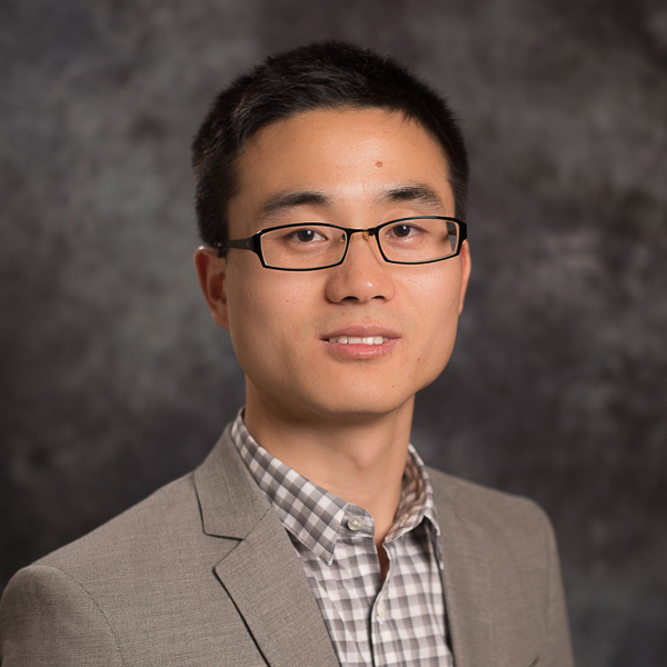 Jing Peng (Nathan Oldham/UConn School of Business)