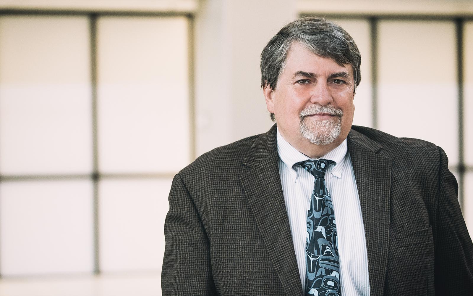 Kevin McEvoy (Nathan Oldham/UConn School of Business)