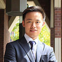 Brian Lee (UConn School of Business)
