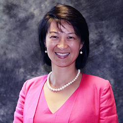 Sulin Ba (Melissa Ferrigno/UConn School of Business)