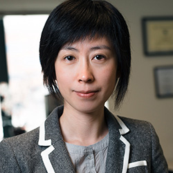 Xinxin Li, Operations Information Management Professor (Nathan Oldham/UConn School of Business)