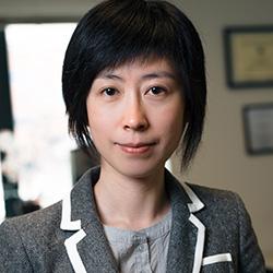 Xinxin Li (Nathan Oldham/UConn School of Business)