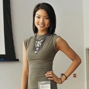 Jacqueline Ho (UConn School of Business)