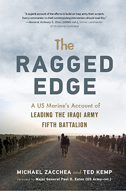 The Ragged Edge, Michael Zacchea, Ted Kemp