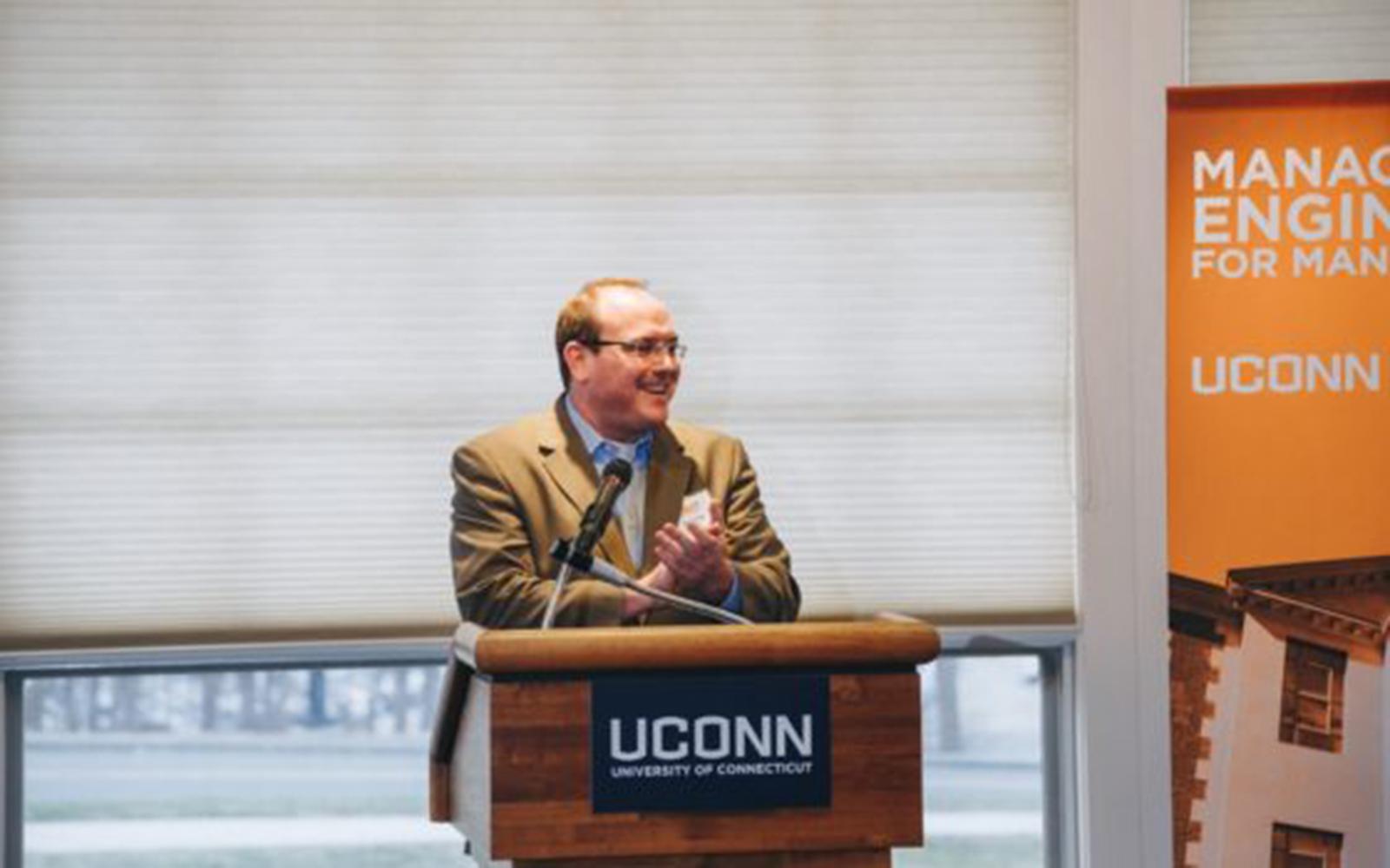 Robert Day | UConn School of Business
