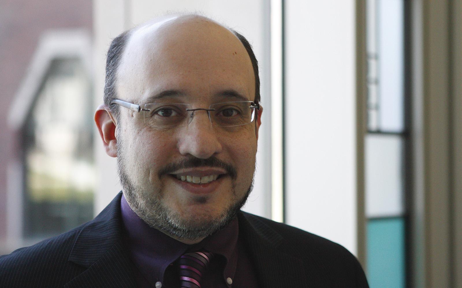Jeffrey Cohen (Nathan Oldham/UConn School of Business)