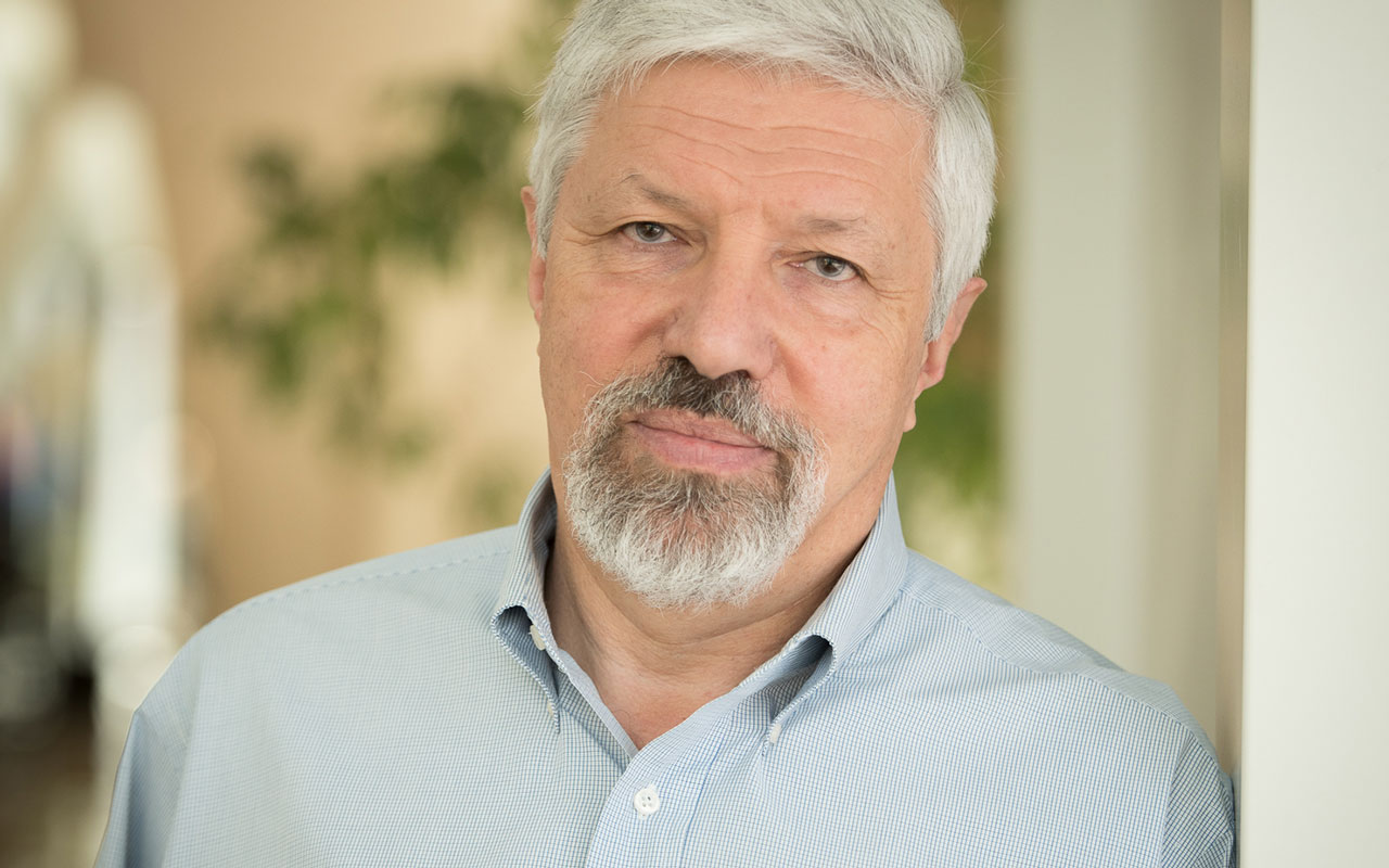 Gregory Kivenzor (Nathan Oldham/UConn School of Business)