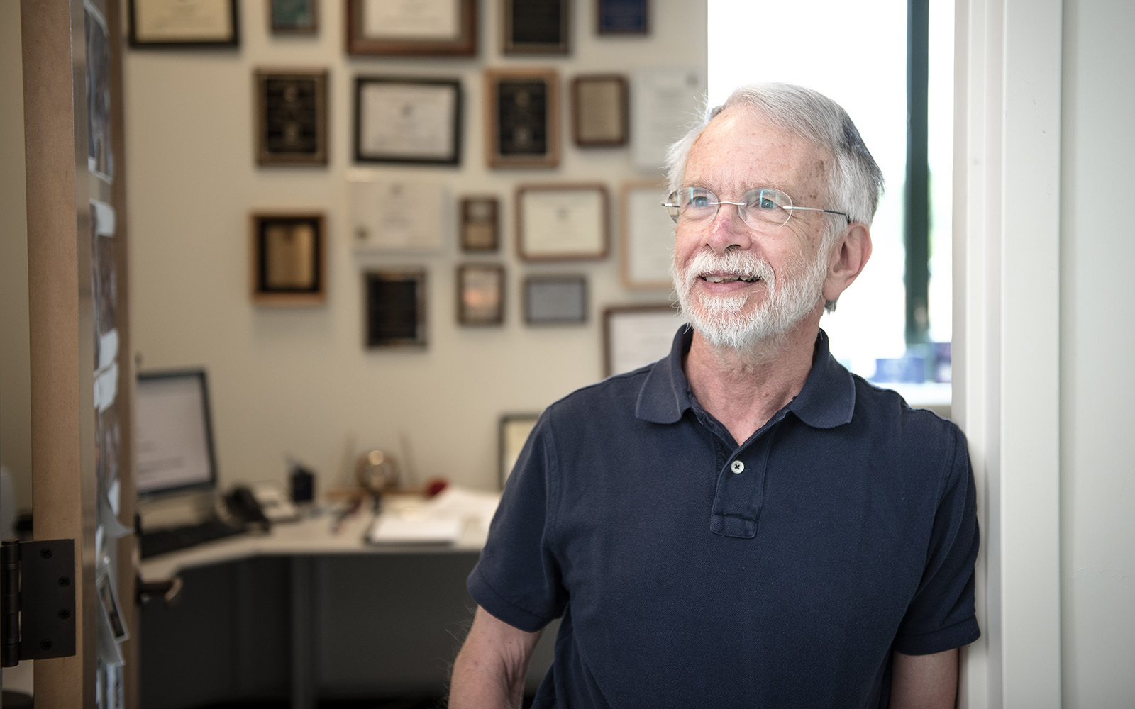 Management professor Gary Powell has spent most of his 41-year UConn career as an expert on gender differences in the workplace. (Nathan Oldham/UConn School of Business)