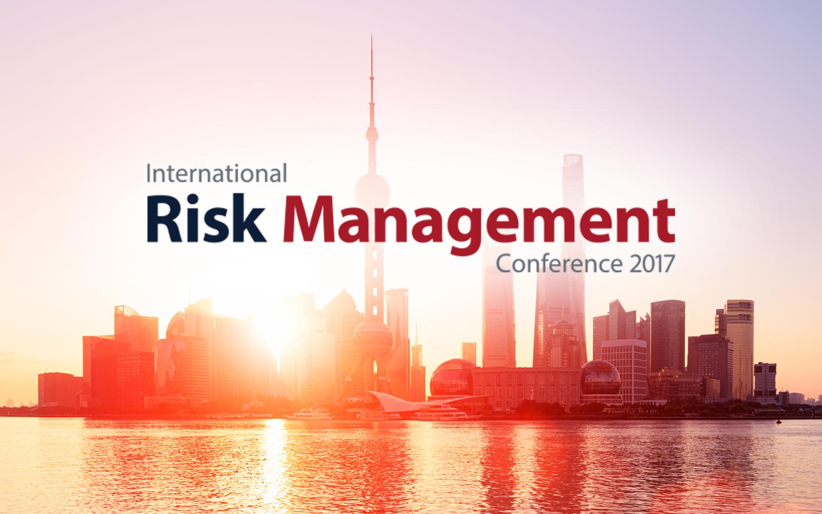 International Risk Management Conference 2017