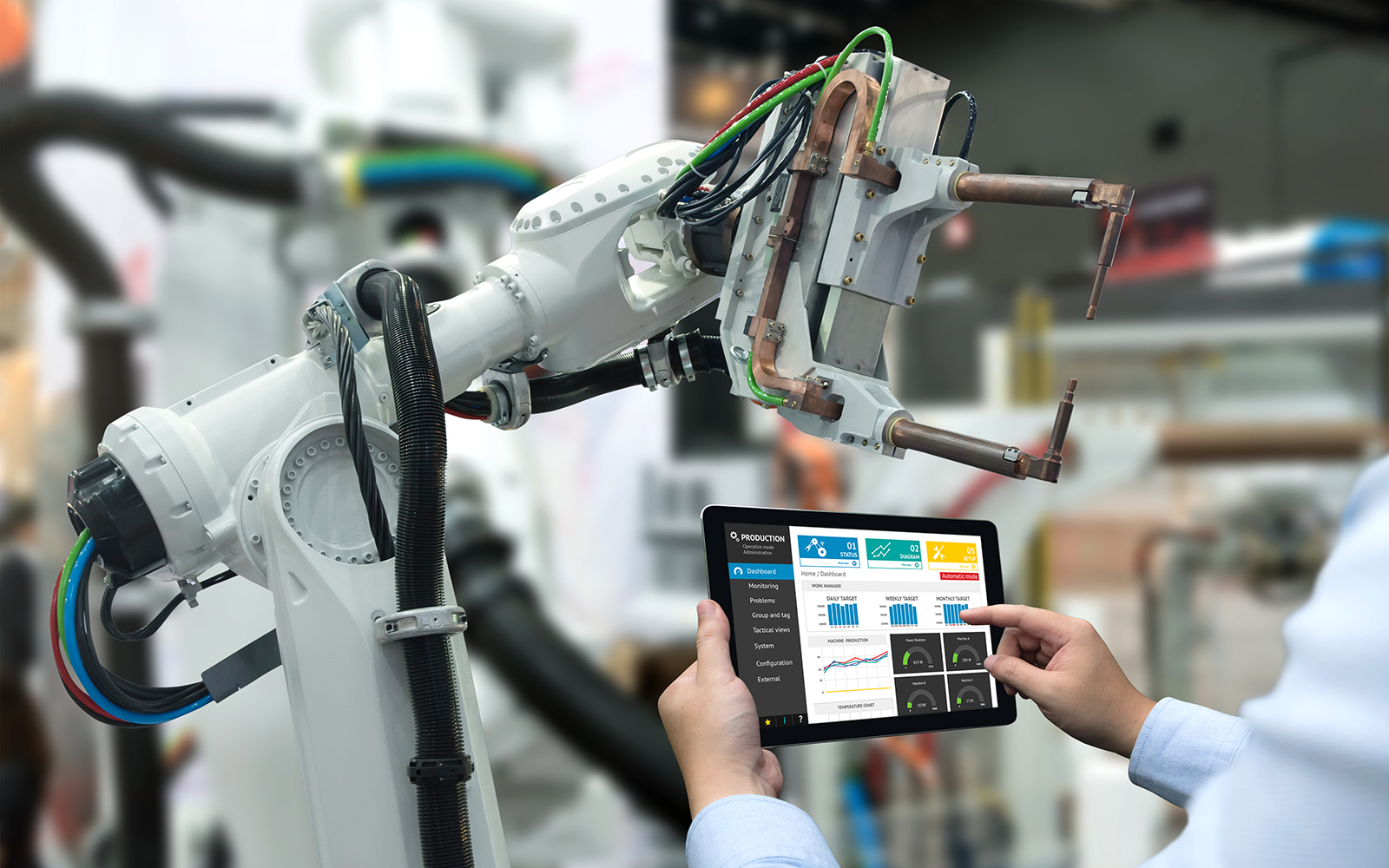 Manufacturing Enters Era of Artificial Intelligence