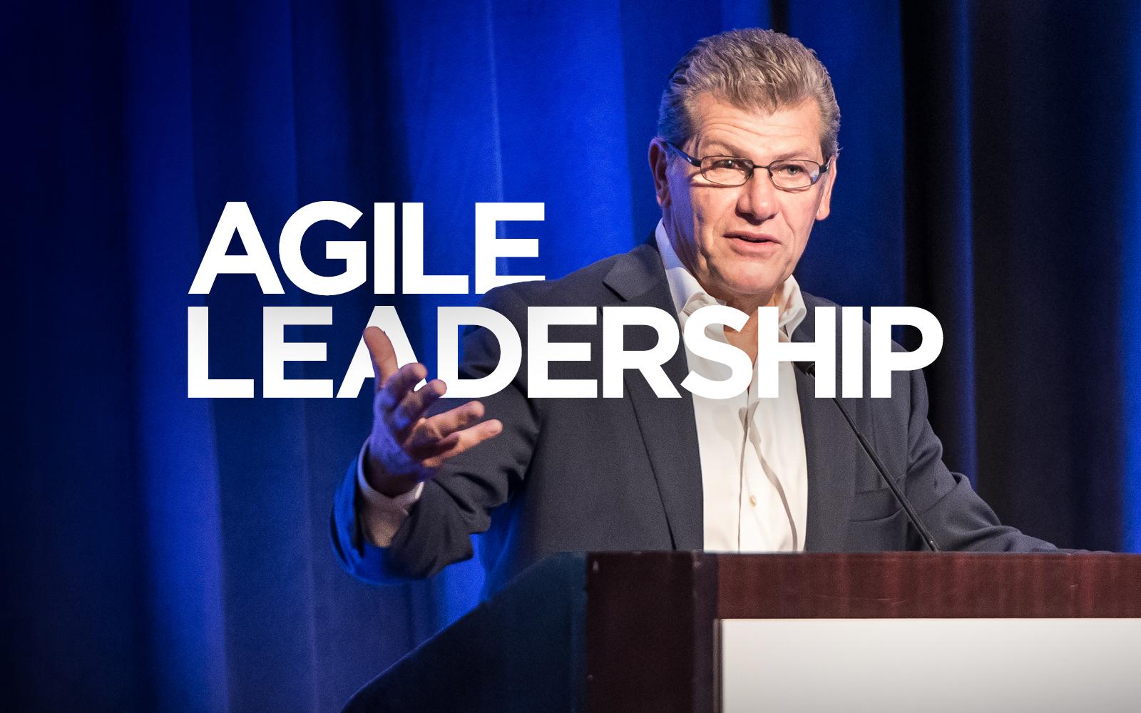 Geno Auriemma UConn Leadership Conference: April 17 & 18, 2018