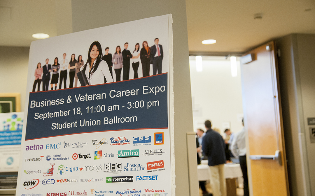 Business & Veteran Career Expo 2015