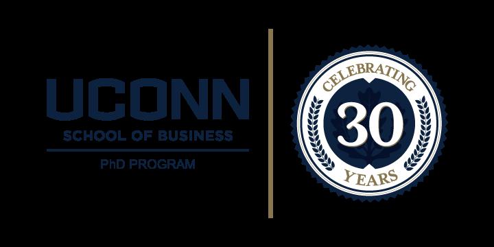 UConn School of Business PhD Program Celebrating 30 Years