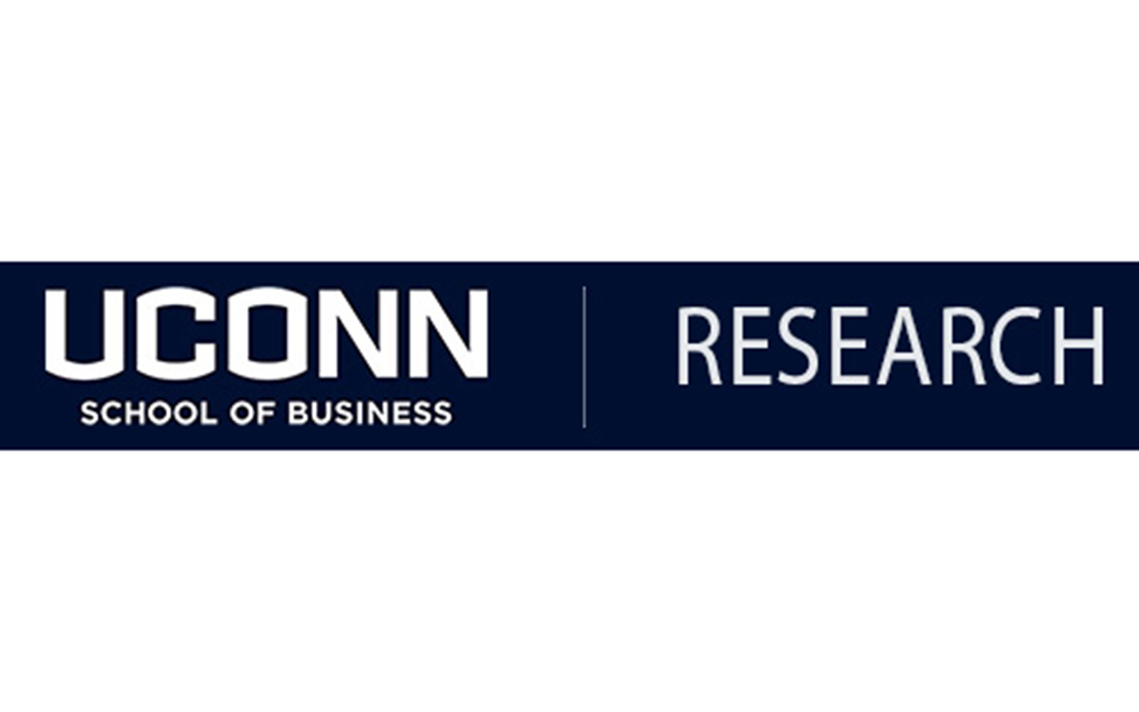 UConn School of Business Research