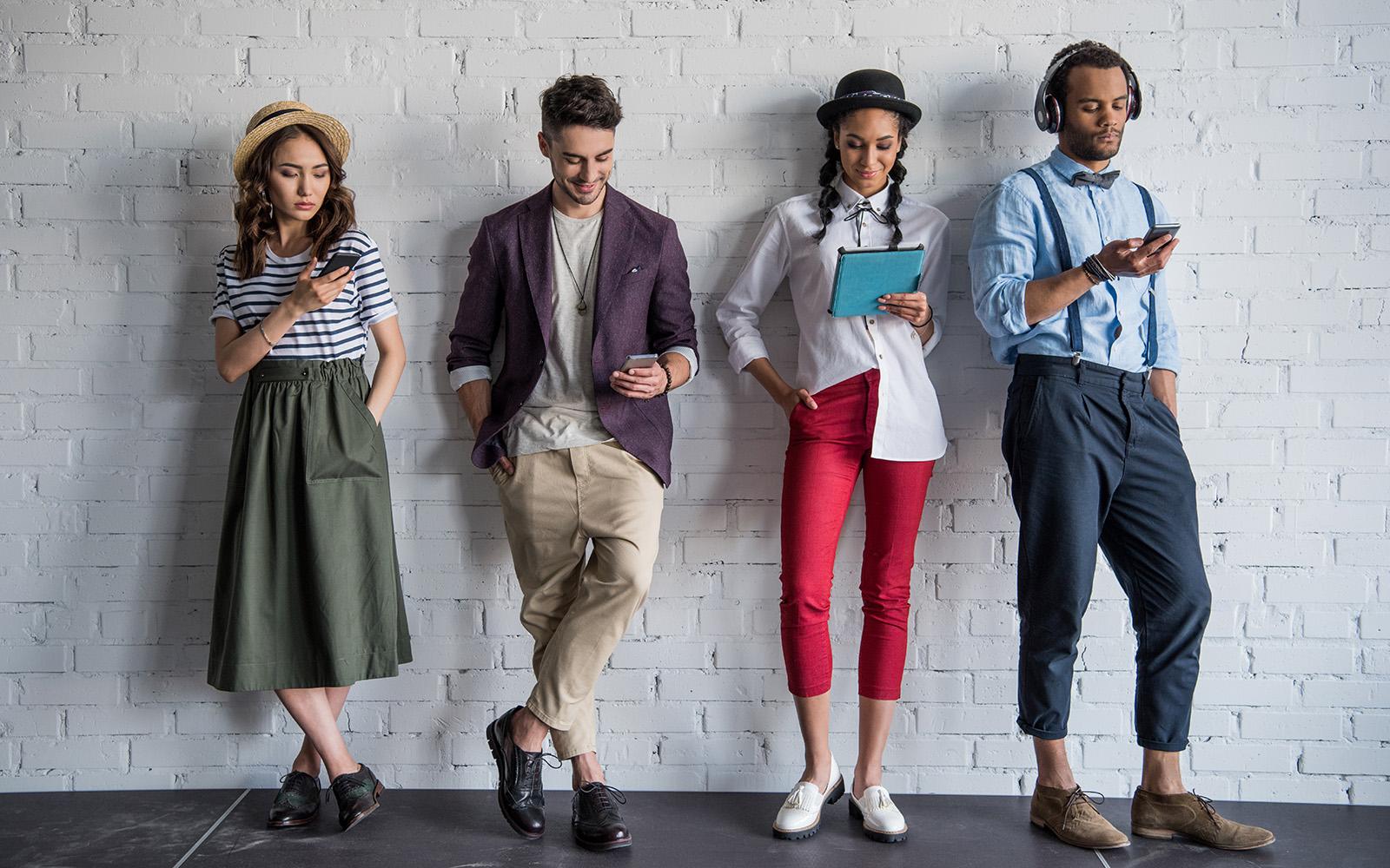 """Résultat de recherche d'images pour """"millennial fashion"""""""