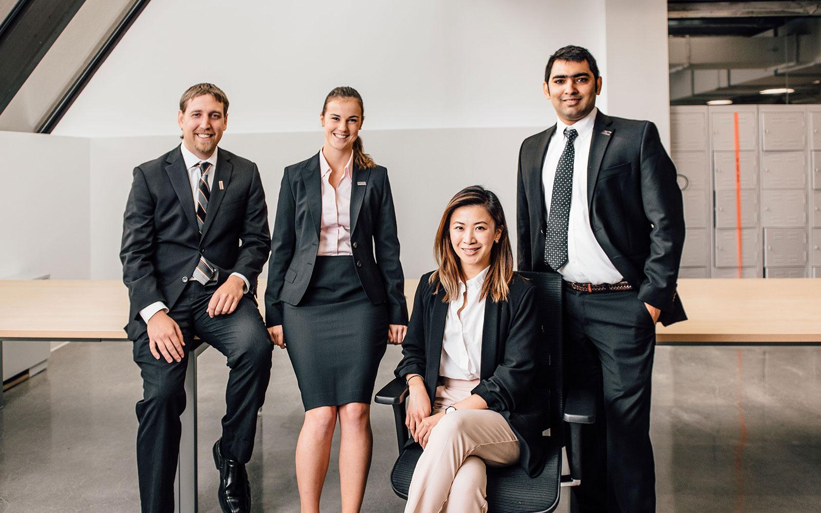 Full-time MBA Open House