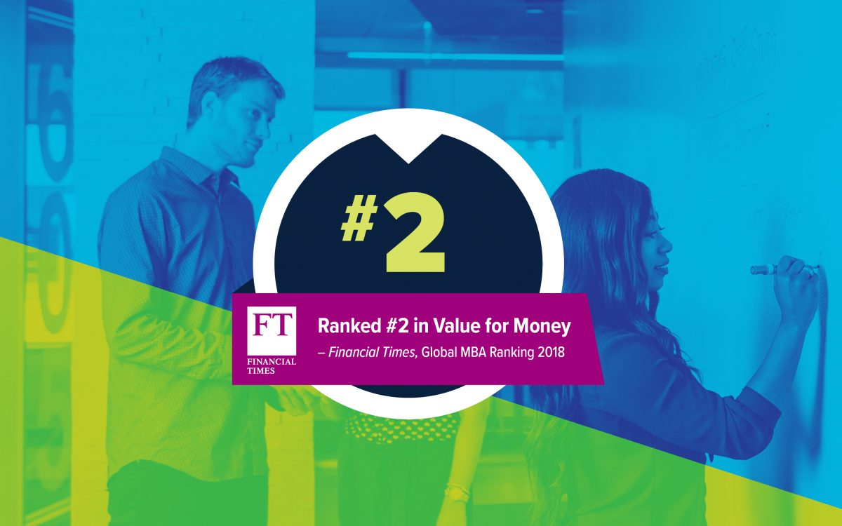 Financial Times MBA Ranking 2018