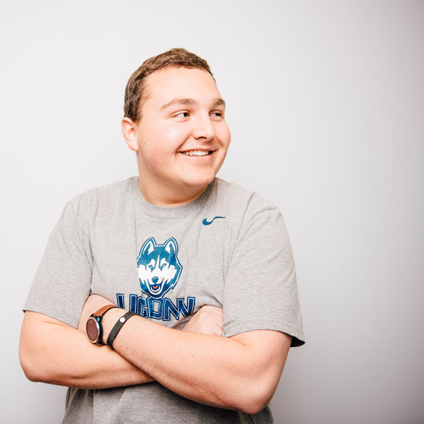 Zach Regan '18 - School of Business, Bachelor of Science (MIS)