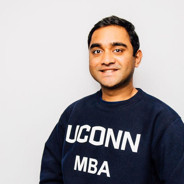 Sreeman Podisetti '18 MBA - School of Business, Master of Business Administration