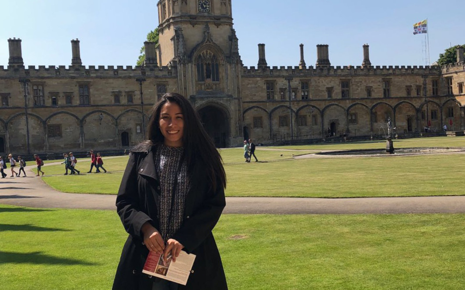 Oxford University (Emily Vergara/UConn School of Business)